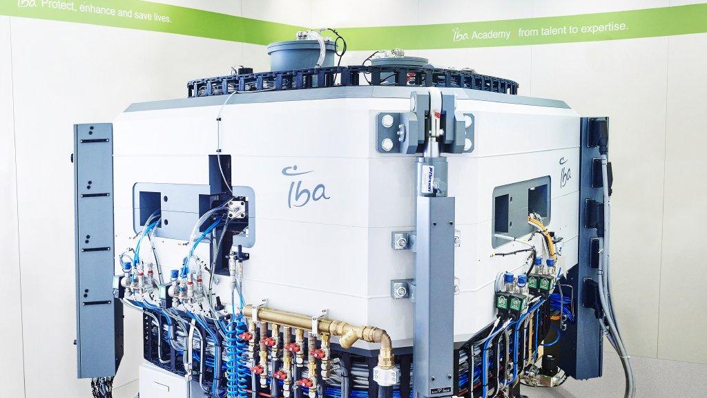 IRE选择IBA生产放射性同位素