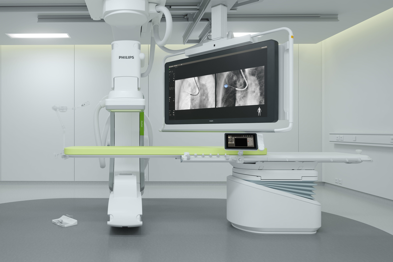 飞利浦推出3D CT/X射线系统以更快地诊断肺癌