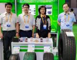 """玲珑轮胎""""生物基橡胶轮胎""""亮相中国工博会"""