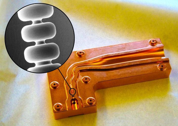 SLAC利用太赫兹辐射增强粒子能量 使粒子加速器缩小10倍