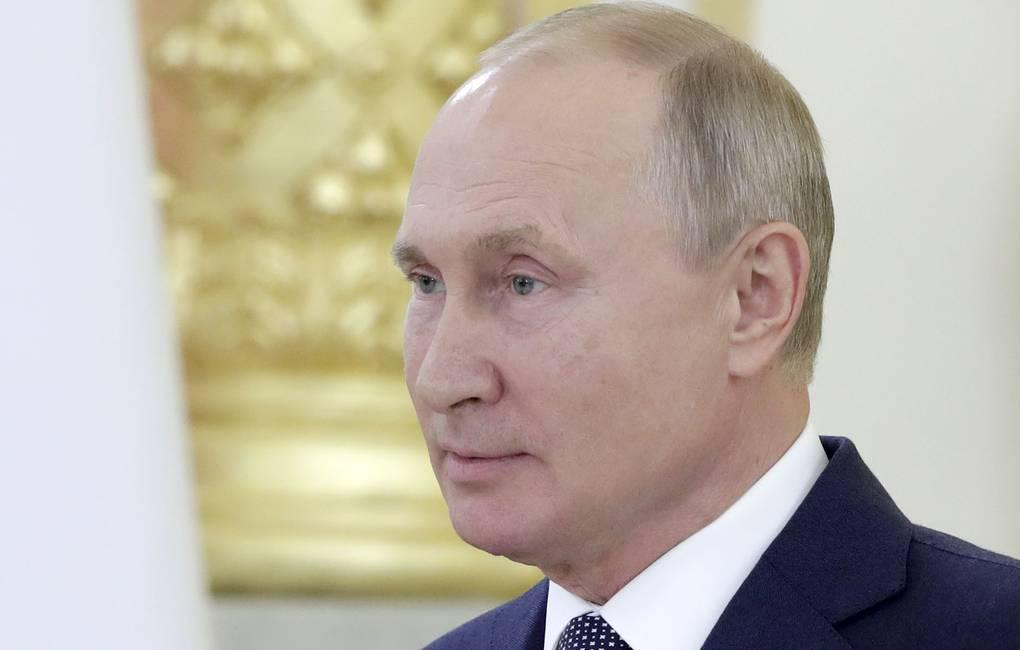 普京表示将支持俄罗斯核药品生产商遵守世贸组织规则