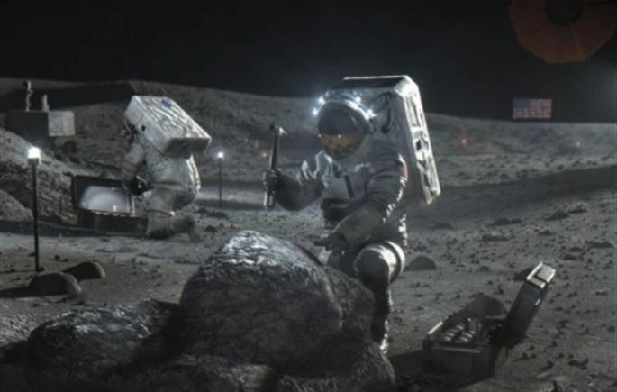 我们终于知道月球上有多少辐射!这不是个好消息