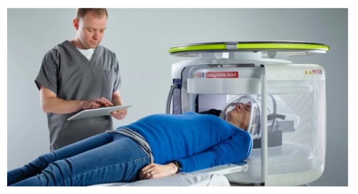 世界首台便携式核磁共振成像仪在测试中取得可喜结果