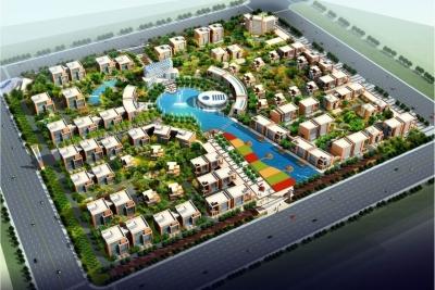 甘肃省同位素实验室一期项目在兰州新区开工建设