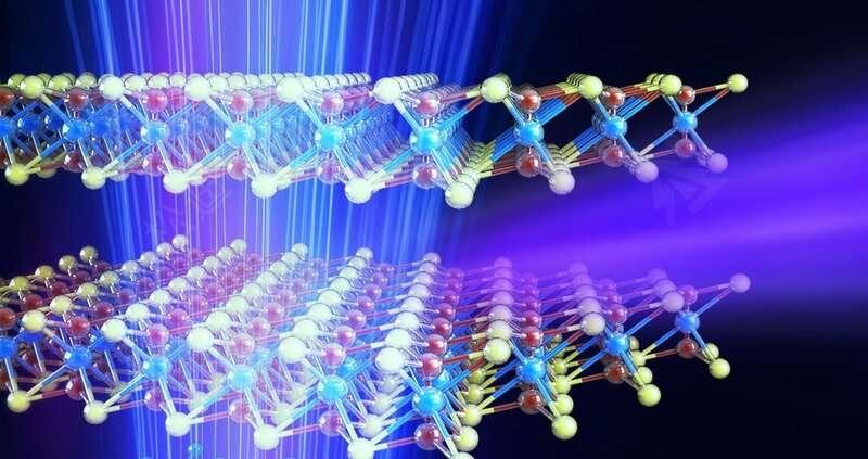 研究人员开发新材料可调节出精确的X射线辐射源