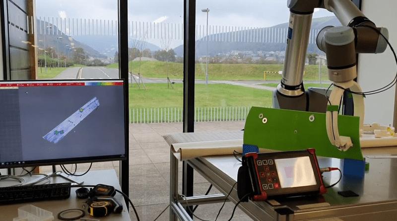 创新传感技术应用于自动化复合材料检查分析