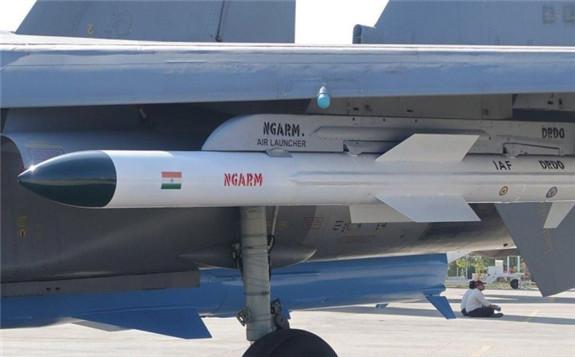 印度:为什么反辐射导弹Rudram很重要?