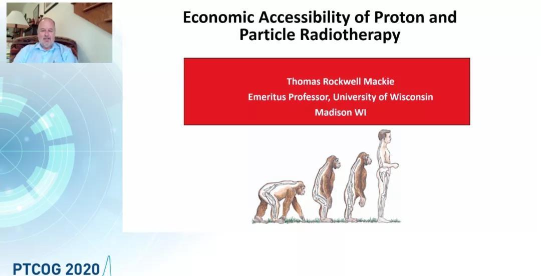 PTCOG2020线上会议演讲:质子和粒子放射治疗的经济可及性