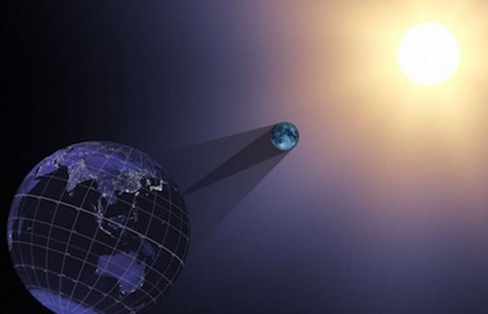 研究发现:月球如何保护地球免受毁灭性的太阳辐射
