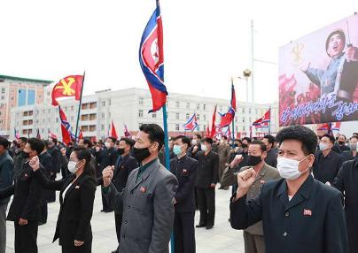朝鲜媒体抨击韩国向美国寻求购买核燃料