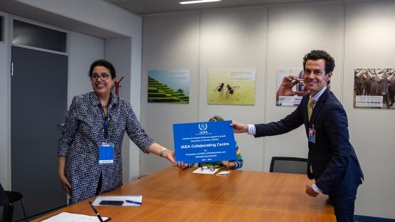 国际原子能机构和葡萄牙在放射性药物生产领域展开合作