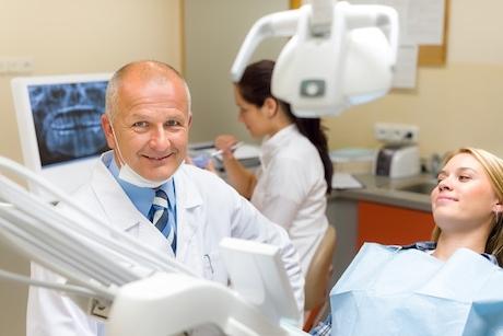 当医务人员受到辐射时会发生什么?