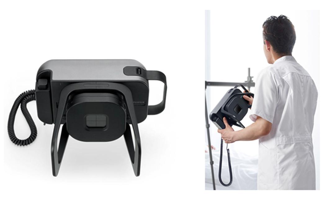 FUJIFILM便携式X射线设备为您提供家庭医疗保健工具!