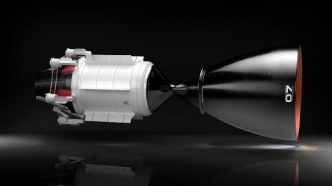 美企提出新型核引擎概念  或将使赴火星时间缩短至3个月