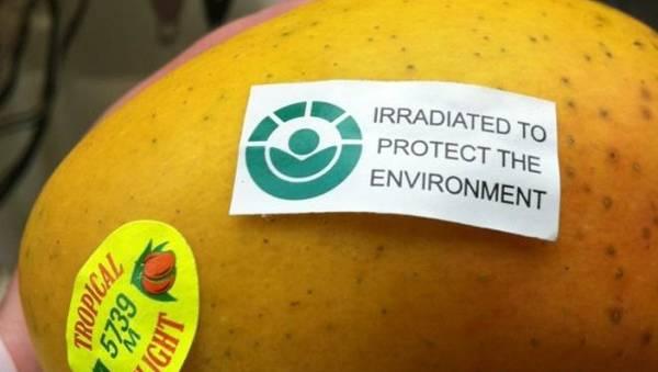 澳大利亚新西兰食品标准局呼吁对水果和蔬菜的辐照