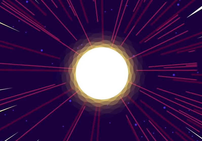 由太空带来的死亡—— 伽马射线爆解说