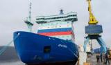 俄罗斯将建造三艘全球动力最强的核动力破冰船