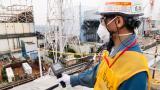 韩媒:福岛第一核电站最新视频 辐射检测仪爆表!