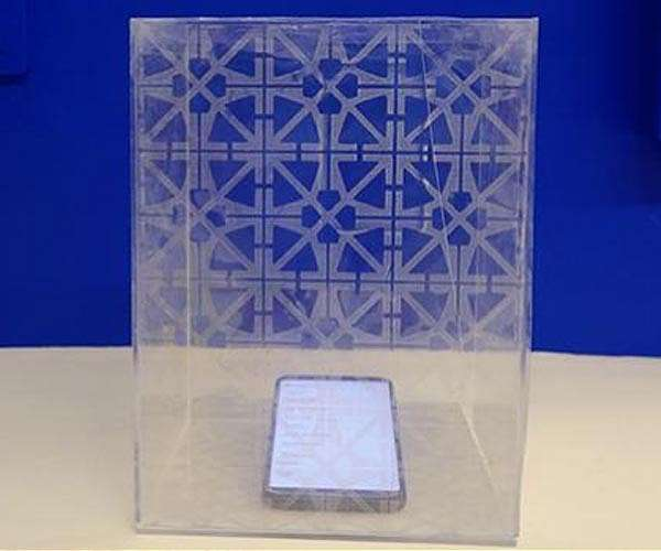 KAUST团队开发可防护电磁辐射的可印刷油墨