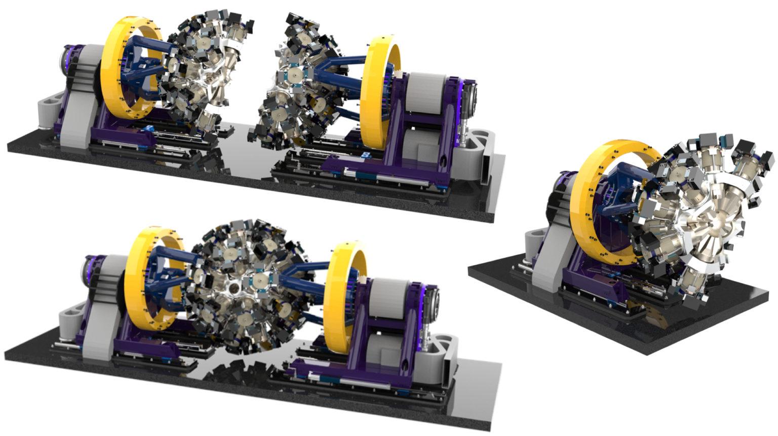 3D伽马射线探测器GRETA获准进行全面扩展