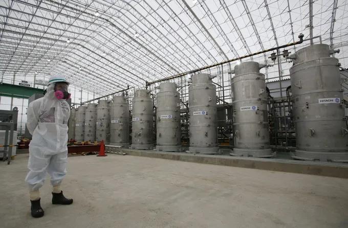 福岛核电站周边地下水持续测出超出自然水平的放射性氚