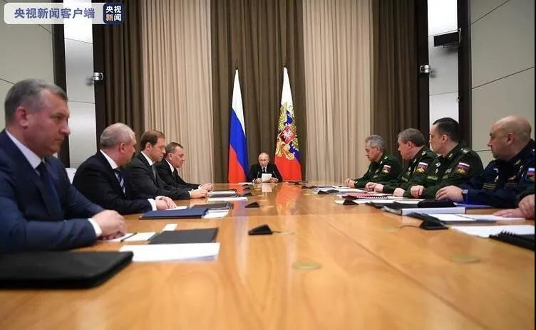 俄罗斯将全面强化战略核力量