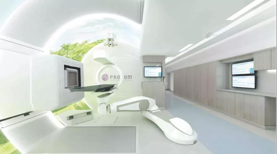 Radiance 330®质子治疗系统在中国正式发布
