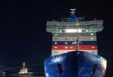 俄罗斯新型核动力破冰船开始其首次航行