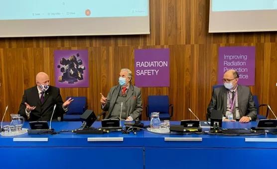 国际资讯:国际辐射安全大会在网上召开