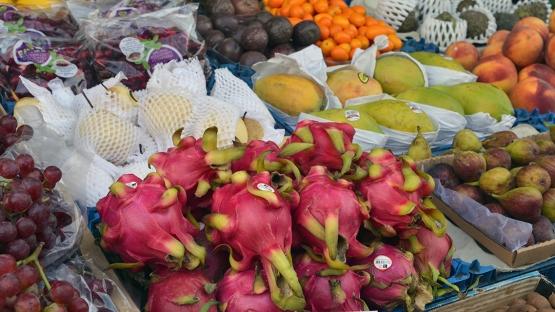 辐照消毒保鲜技术确保越南水果出口