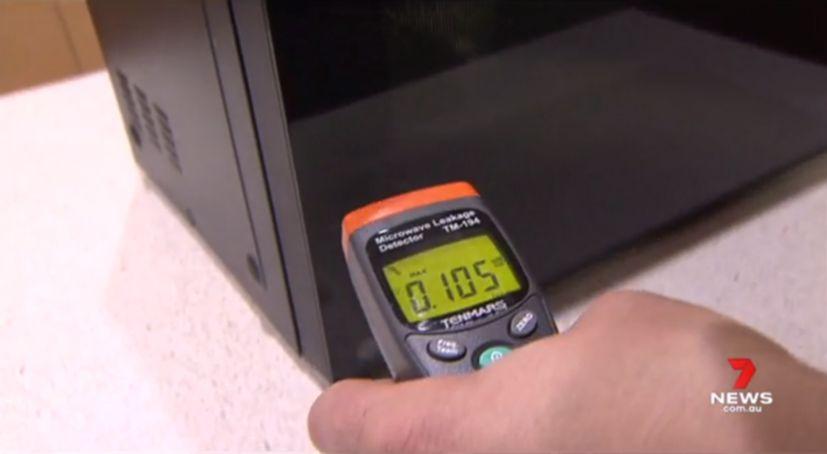 如何知道您的微波炉是否泄漏了危险的辐射