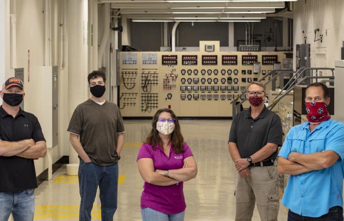 ORNL生产的Cf-252将在新反应堆启动时发挥关键作用