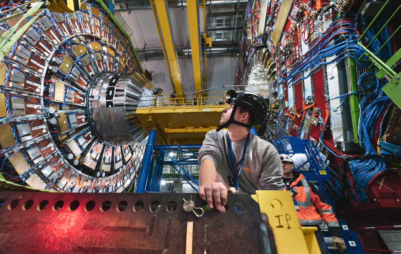 3D SYSTEMS与CERN合作为大型强子对撞机提供3D打印钛冷却组件