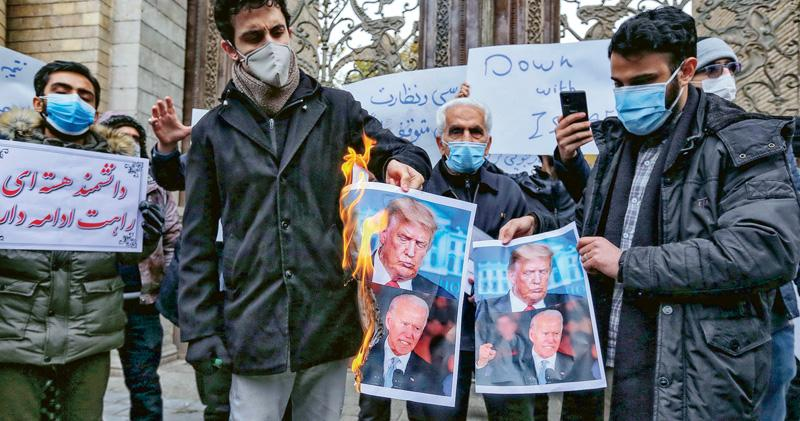 伊朗核科学家被刺杀后 美国果然向伊朗开出了条件!