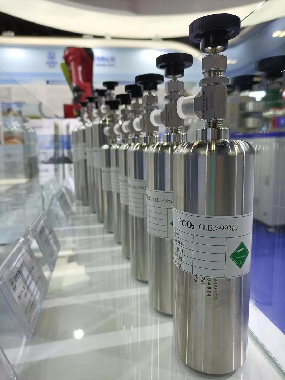 中核集团核理化院同位素出口额较上一年增长230%