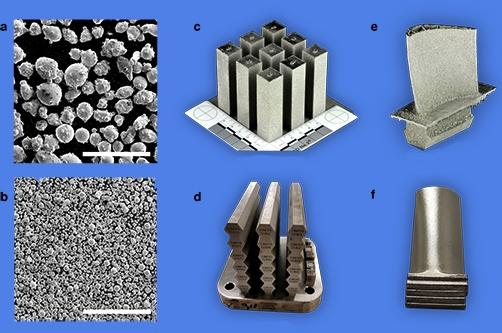 国外研究小组制造了一种可以3D打印的抗缺陷超级合金
