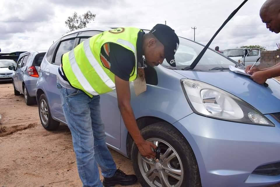 津巴布韦下令对日本进口汽车进行辐射污染检查