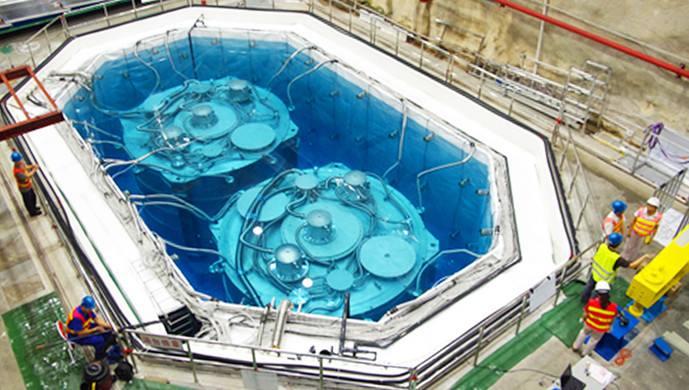 大亚湾反应堆中微子实验退役 江门中微子实验将接棒