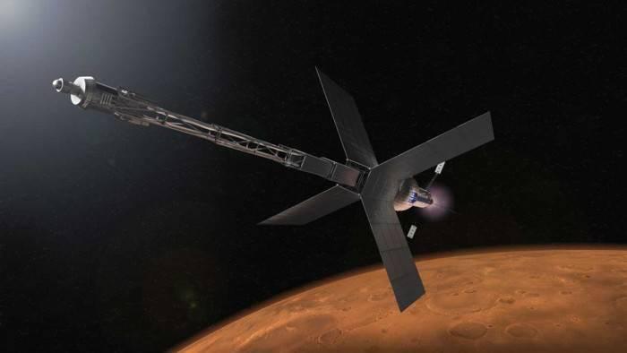 美国宇航局表示未来太空探索将使用核动力系统