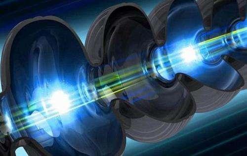 中国加速器超导高频腔技术跨入世界前列