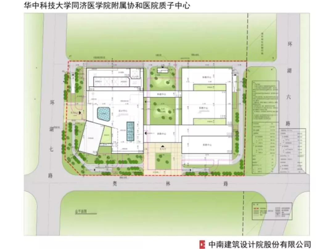 卫健委批复关于华中科技大学同济医学院附属协和医院质子中心建设工程初步设计和投资概算