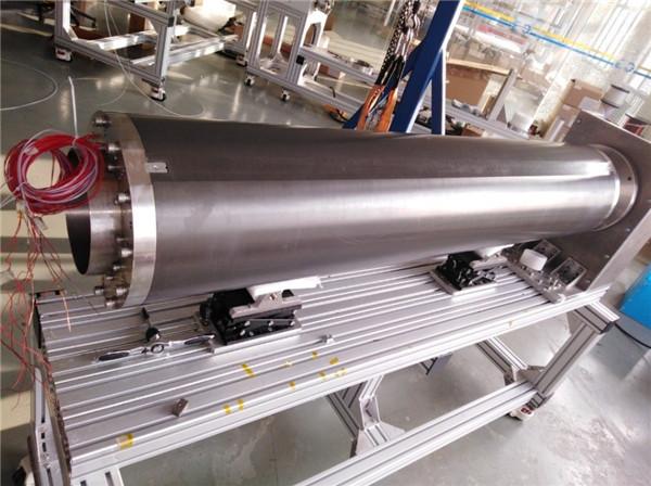 HIAF项目放射性次级束流分离器HFRS半孔径CCT四六极超导组合磁体样机成功完成低温测试