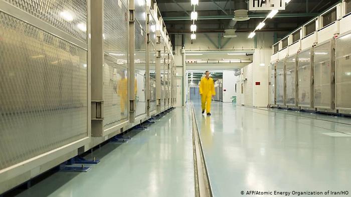 伊朗一核设施开始提炼丰度达20%的浓缩铀