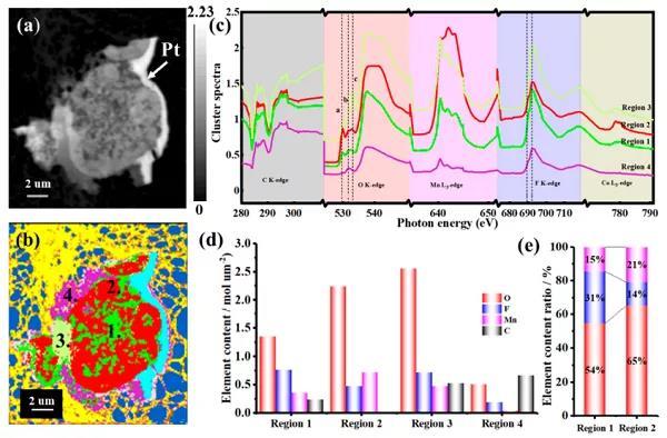 ACS Nano:软X射线扫描相干衍射成像技术揭示了高镍富锂正极颗粒的降解机理