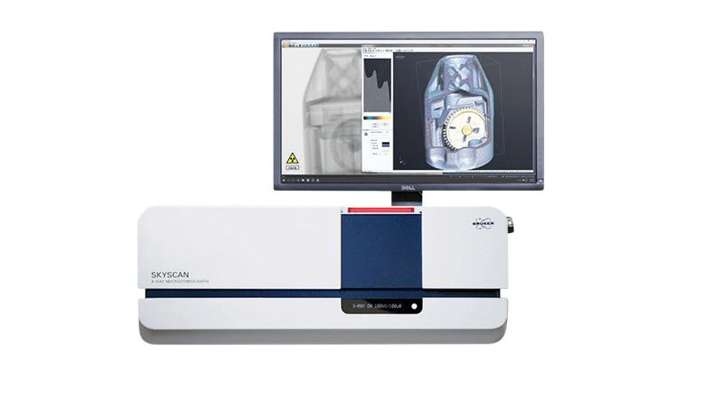 快速自动3D X射线显微镜