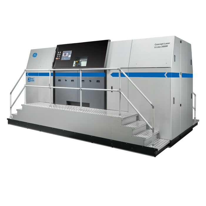 GE Additive将在印度推进其金属3D打印技术的发展