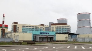 白俄罗斯核电厂周围的背景辐射水平保持稳定