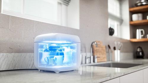 昕诺飞推出飞利浦UV-C紫外线杀菌烘干机用于个人物品便捷消毒