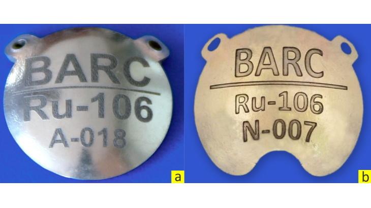 印度巴巴原子研究中心开发医用级钌同位素用于眼癌治疗