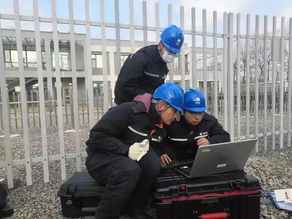 """国网青海检修公司首次应用X射线数字成像检测技术对电缆""""问诊把脉"""""""